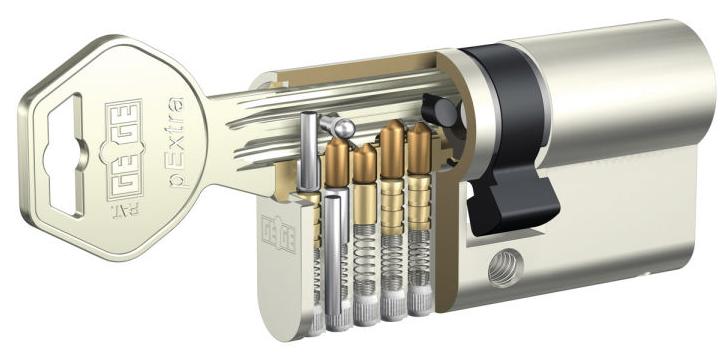 Rekey Lock Cylinder